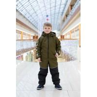 Детский Демисезонный Комбинезон Teen Style New расцветка Хаки