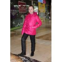 Детский Демисезонный Костюм Fashion Line расцветка Малина