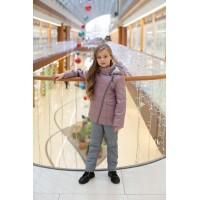 Детский Демисезонный Костюм Fashion Line расцветка Чайная Роза