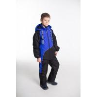 Детский Демисезонный Костюм Тrendy Style расцветка Синий Черный