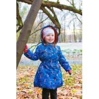 Детское Демисезонное Пальто Ассоль расцветка Минни Маус