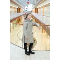 Детское Демисезонное Пальто Go With расцветка Голограмма